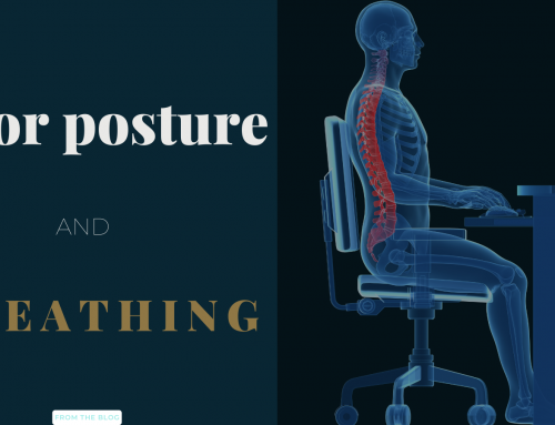 How poor posture can affect your breathing