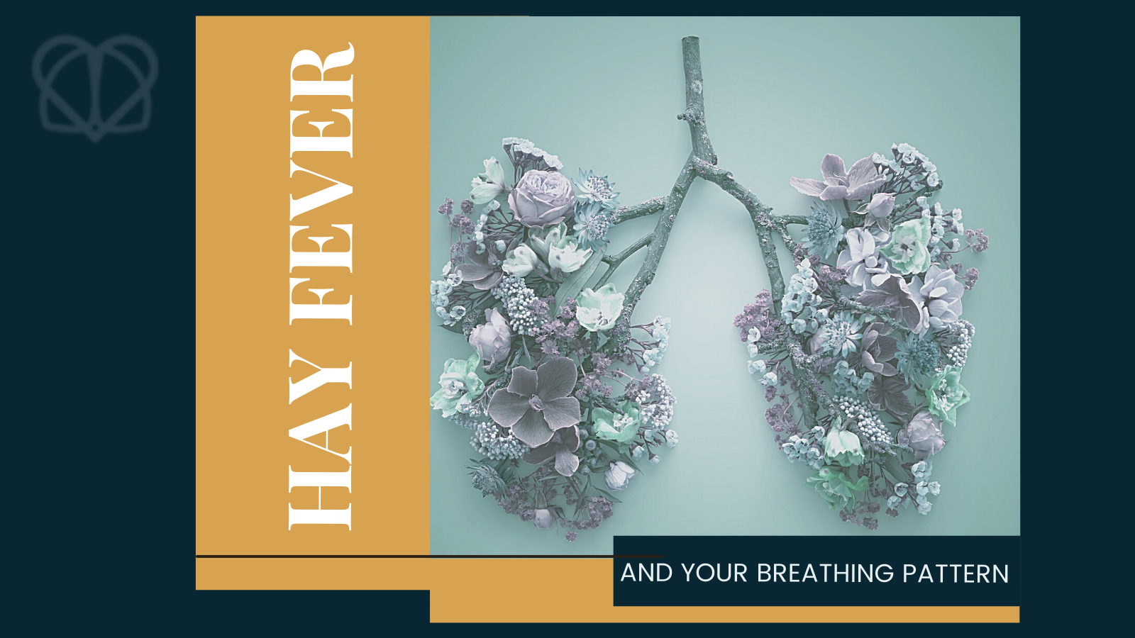 Hay fever breathing pattern