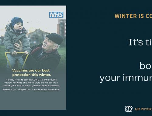 It's time to boost your immunity this winter!