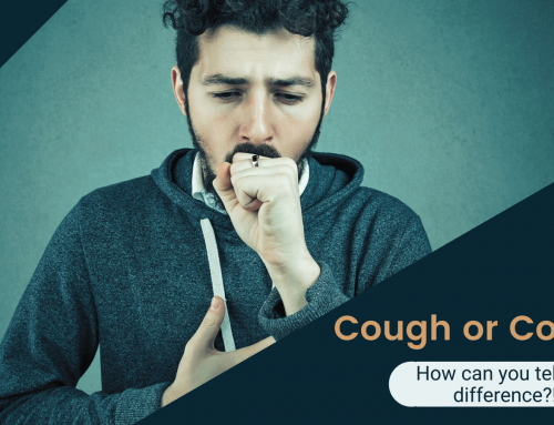 Coughs… is yours just a cough – or is it Covid?!
